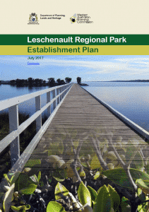 Leschenault Regional Park Establishment Plan