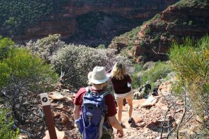 WA Threatened Species Forum - Kalbarri National Park Field Trip
