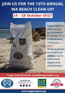 WA Beach Clean-Up