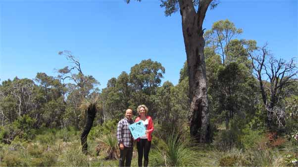 SW landholders help build life-saving habitats for native wildlife