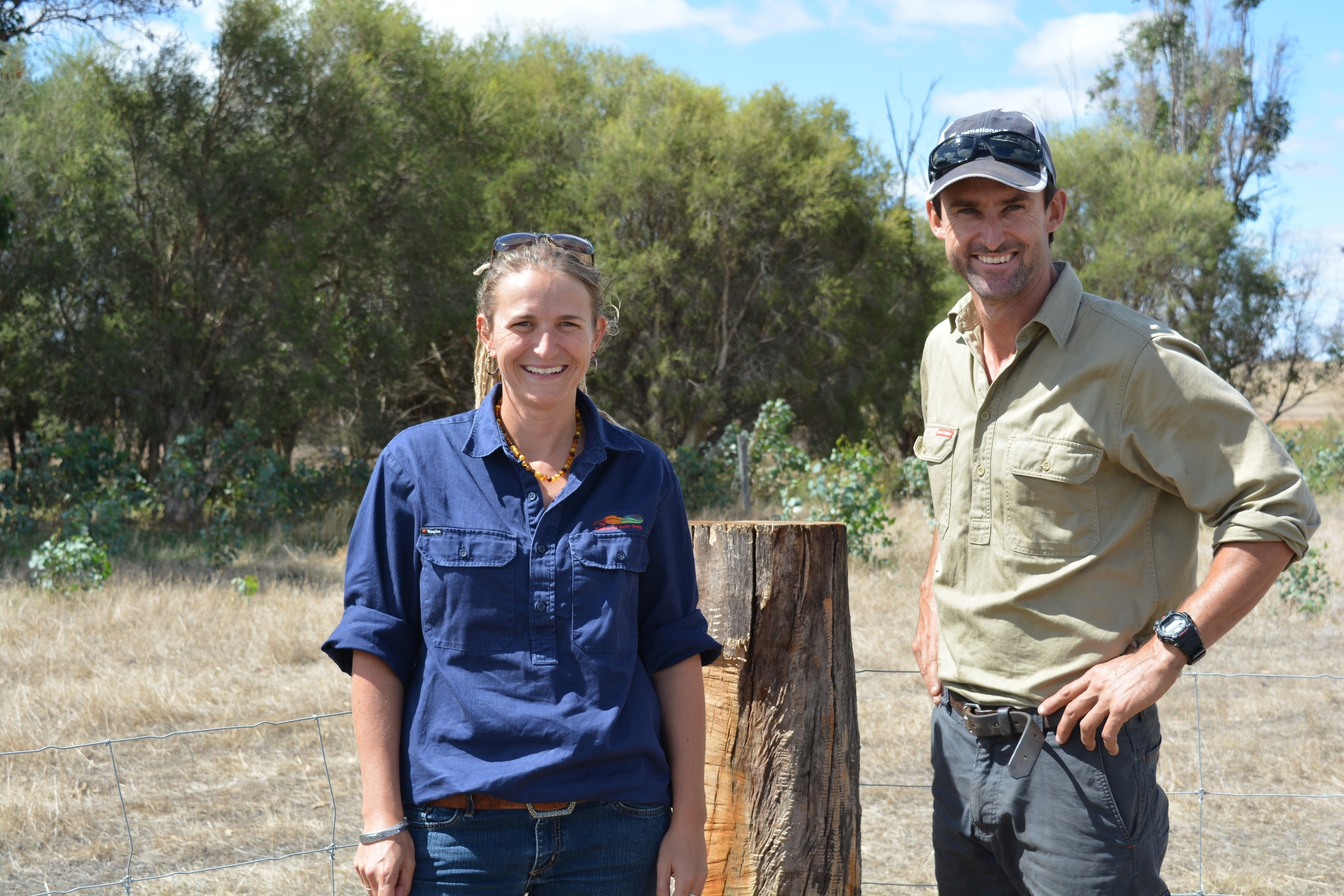 Landcare grants protecting remnant vegetation in West Arthur